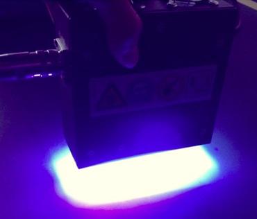 UVLED线光源应用