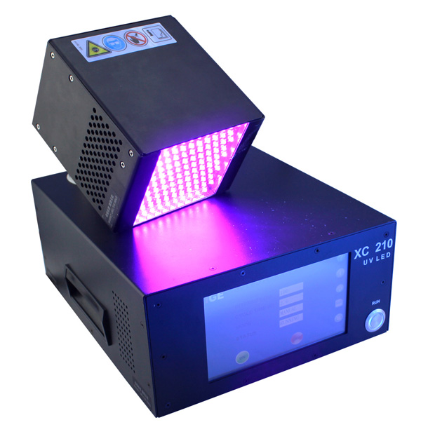 中科院采购昀通科技 UVLED面光源固化设备