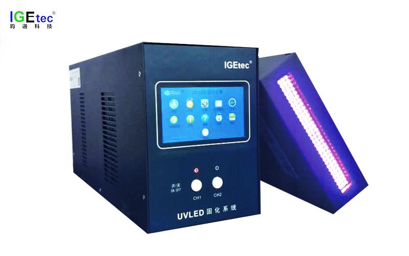 XL-160系列 UVLED线光源固化设备