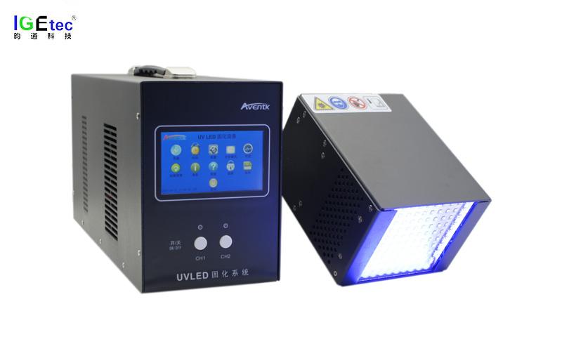 XM-210系列 UVLED面光源固化设备