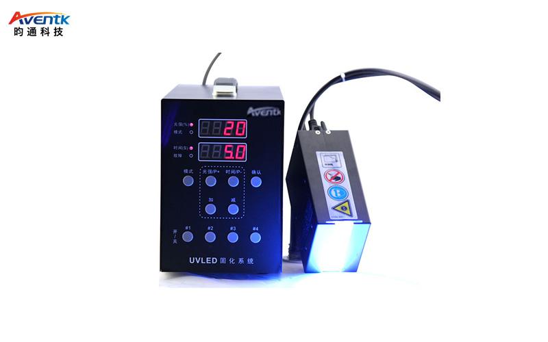 UVLED线光源固化机 80*10MM