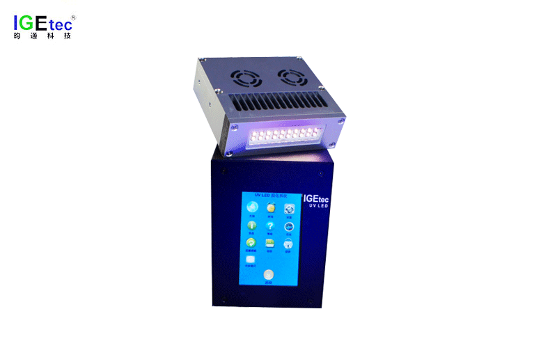 XL-75系列UVLED固化机线光源