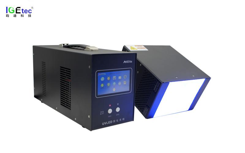 XM-230 UVLED面光源固化机