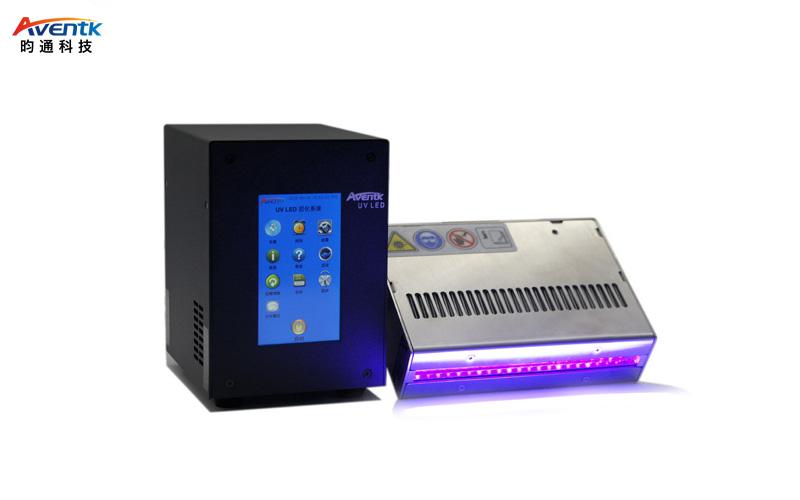 LD160-10 UVLED混波段线光源固化设备