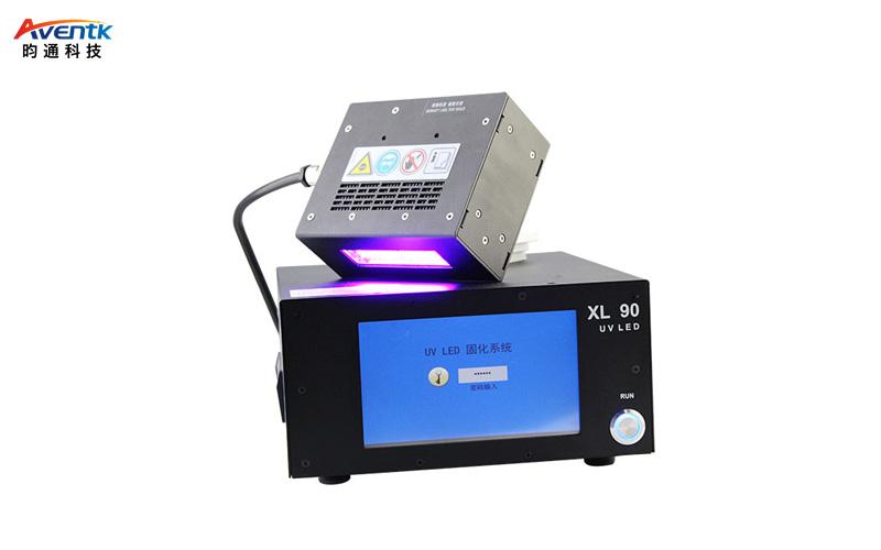 XL90系列UVLED线光源 20*90MM